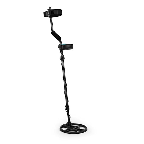Azteca Metal Detector 4 Modes Pinpoint Function LCD Display