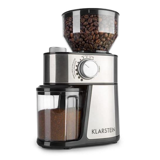 Florenz Coffee Grinder 200W Stainless Steel Disc Grinder Stainless Steel