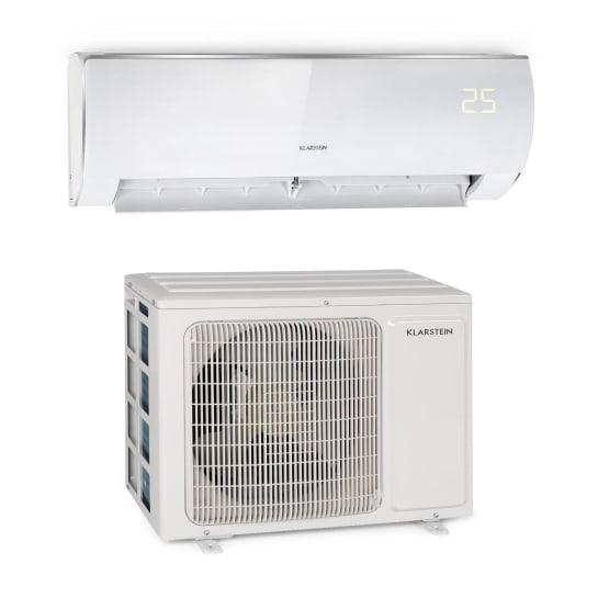 Windwaker Eco, разделен климатик, 610 m³ / h, 9,000 BTU / h (2637 W), A ++