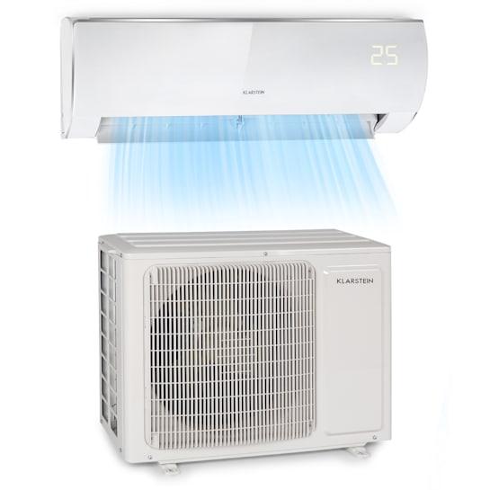Windwaker Eco Split-Klimaanlage 12.000 BTU/3,5 kW Luftdurchsatz 680 m³/h max. A++