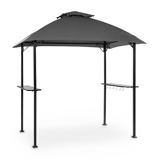 Steakhouse al Sur Pavilion 244x260x152cm 160 g Flame Retardant Steel Grey