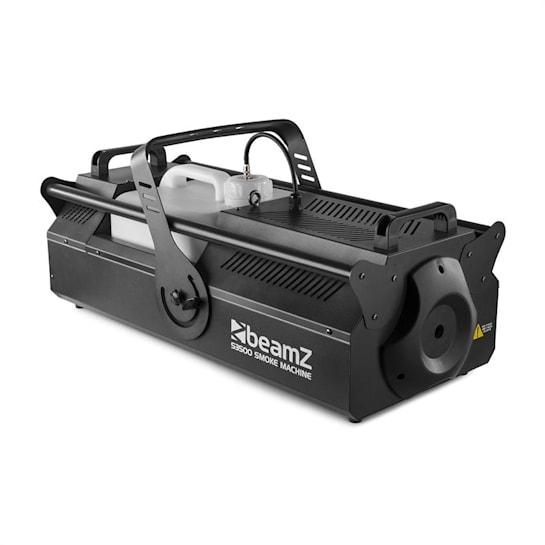 S3500 Macchina del Fumo 3.500 Watt DMX 1.217 m³/minuto Serbatoio10 L