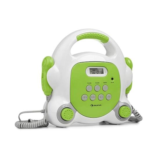 Pocket Rocker BT Karaoke-Player BT USB-Port MP3 2xMikro grün