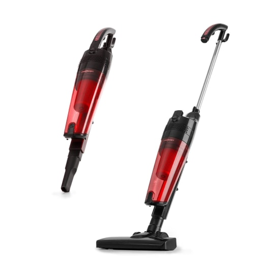 Duster Vacuum Cleaner Cyclonic Filter System 600W Red / Black