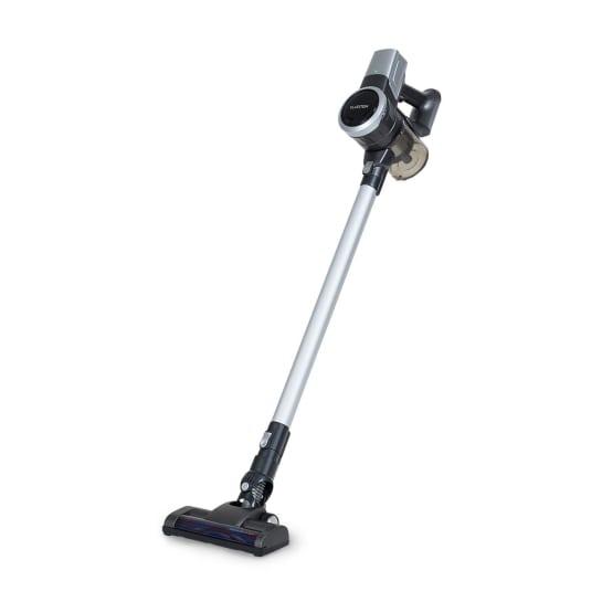 Clean Butler 4G Silent Akku-Staubsauger 16 kPa 0,8l HEPA10 silber
