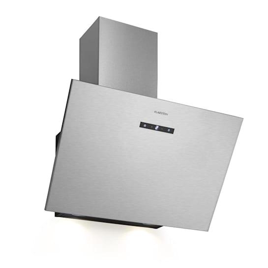 Silver Lining 60, odsavač par, 60 cm, 600m³/h, EEK, A, ušlechtilá ocel