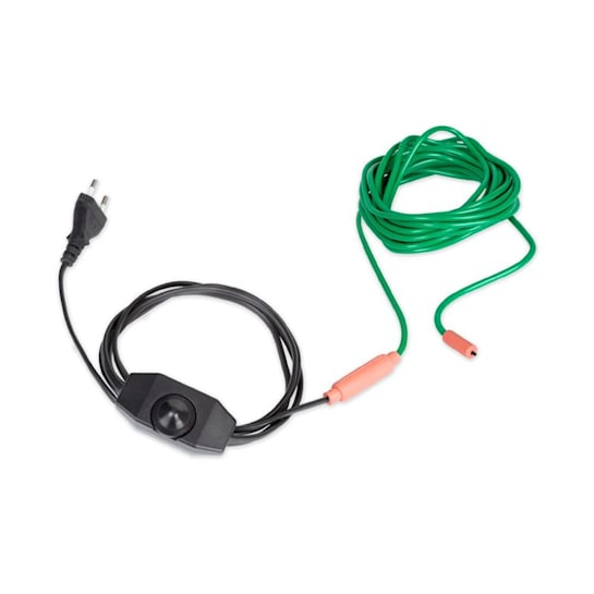 Greenwire Select 6 Plant Warming Cable 6m with Thermostat IP68