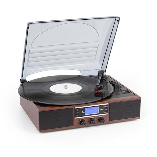 TT-138 DAB Turntable DAB + / FM Belt Drive 33/45 rpm Line-Out