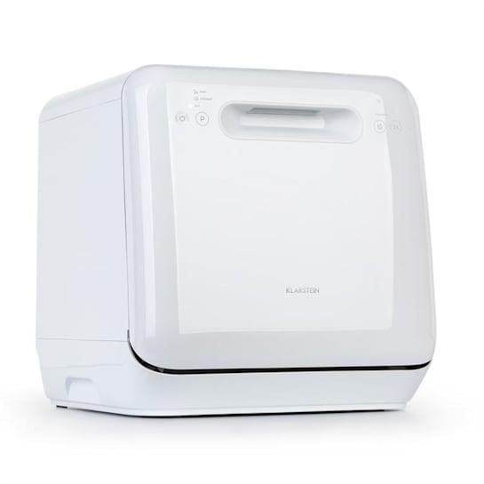 Aquatica Geschirrspüler freistehend Installationsfrei 860W weiß