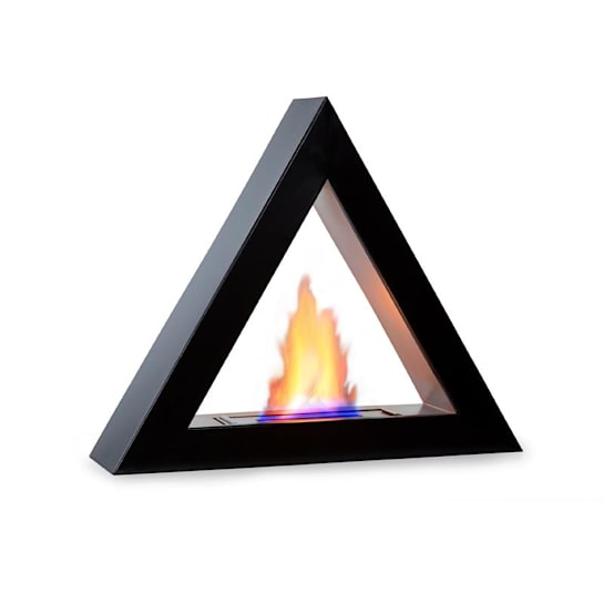 Phantasma Gizeh Ethanol-Kamin rauchfrei Edelstahl-Brenner 600ml 4h Edelstahl
