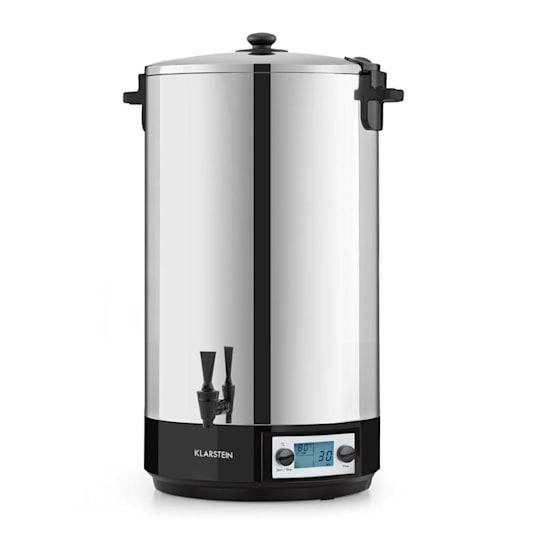 KonfiStar 60, digital, zavařovací automat, zásobník na nápoje, 60L, 100 ° C, 180 min