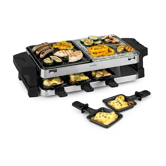 Sirloin Raclette grill