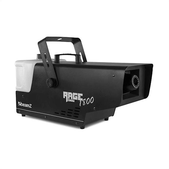Rage 1800 Snow Machine 1800W 3.5l Tank Volume DMX