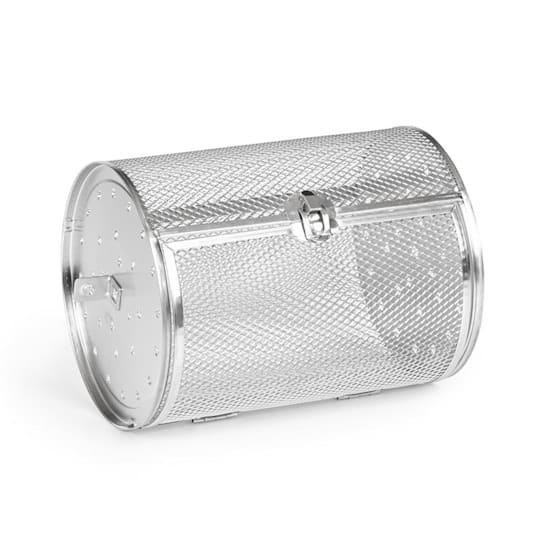 AeroVital Cube Chef, otočný koš do teplovzdušné fritézy, příslušenství, ušlechtilá ocel