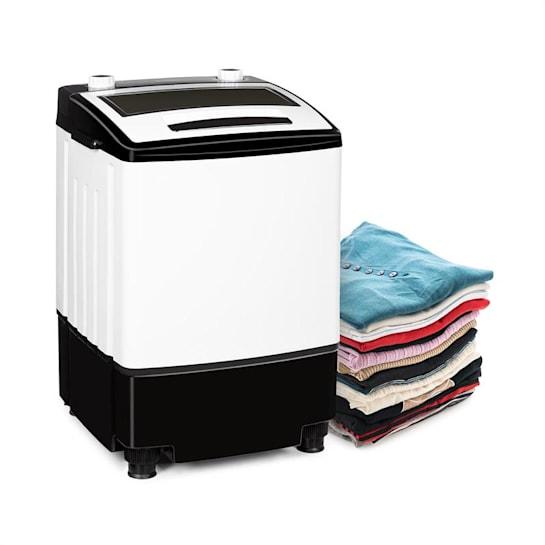 Bubble Boost lavatrice 380W 3,5kg timer 0-10 min. nero