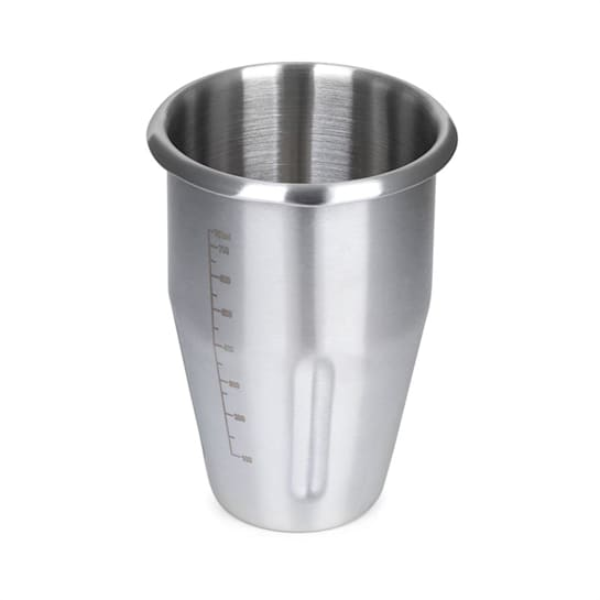 Pro Kraftprotz Stainless Steel Cup Accessories 1 Litre Stainless Steel Silver