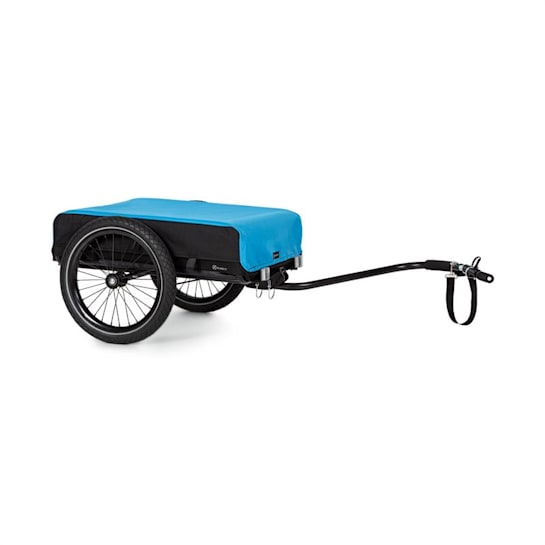Companion Cargo Trailer 40kg / 50Ltr Bicycle Trailer Pushcart Black