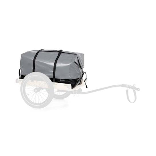 Companion Travel Bag Transporttasche 120Ltr wasserdicht Roll-Top PU grau