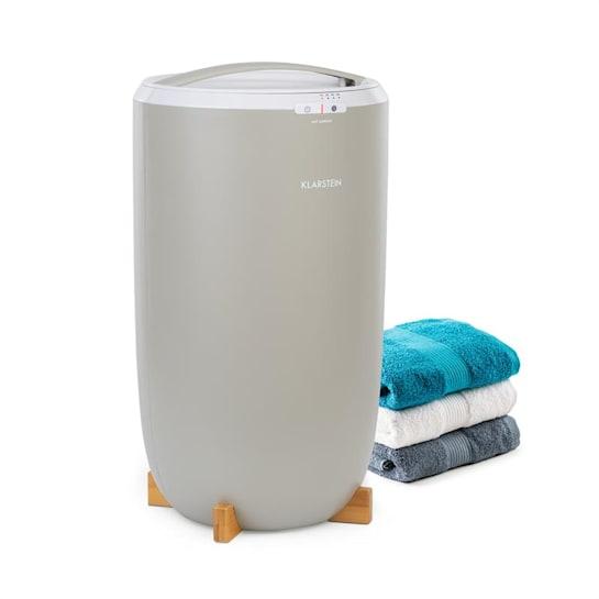 Cozy Wonder, grelec za brisače, 400 W, 20 litrov, 15/30/45/60 min., siva barva