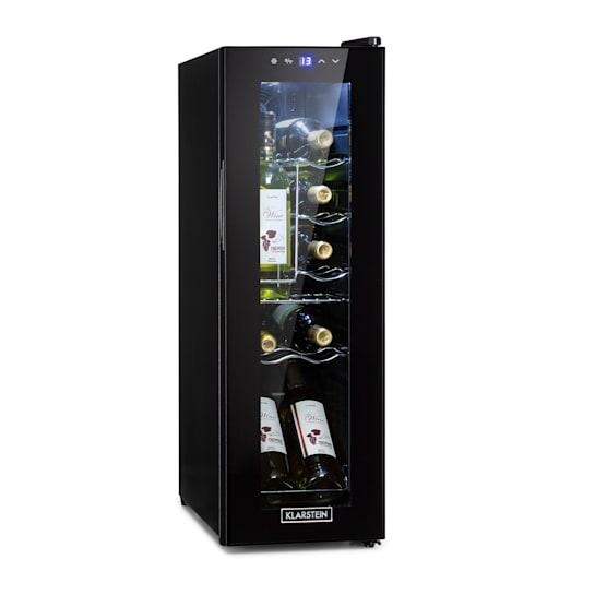 Shiraz 12 Slim, dávkovač vína, 32 l/12 lahví, dotykový ovládací panel, 85 W, 5 - 18 °C