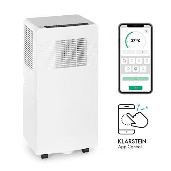 Iceblock Ecosmart 7, klimatizácia, 3 v 1, 7000 BTU, ovládanie cez aplikáciu, biela