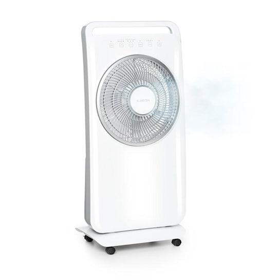 Wildwater, álló ventilátor párásítóval, 80W, 3690m³/h, 2,5l, fehér
