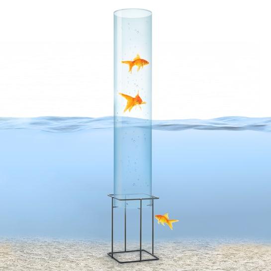 Skydive 100 Torre para peces