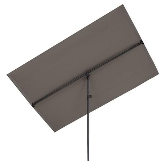 Flex-Shade XL Sonnenschirm 150 x 210 cm Polyester UV 50 dunkelgrau