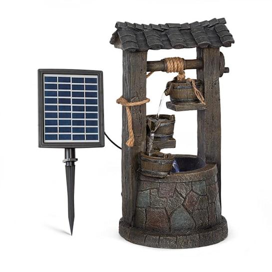 Speyer, kaskadna fontana, solarna fontana, vrtna fontana, 4 nivoji, brezžično delovanje