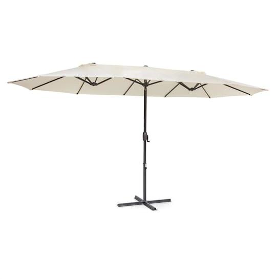 Twin Peaks ombrellone poliestere UV 50 idrorepellente crema