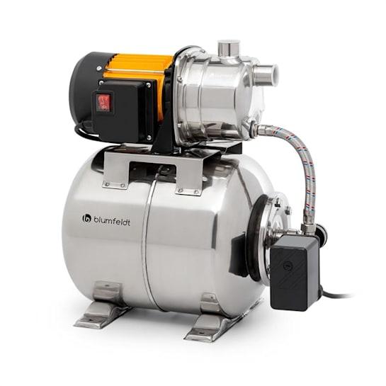 Liquidflow 1200 INOX Pro Hauswasserwerk Gartenpumpe 1.200 W 3.500 l/h