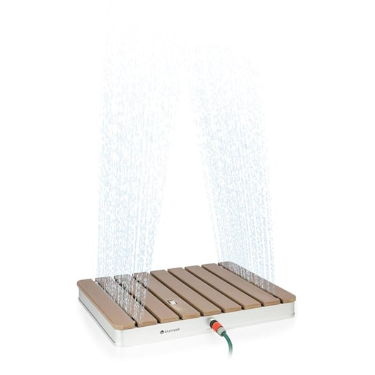 Sumatra Breeze SQ Garden Shower Square