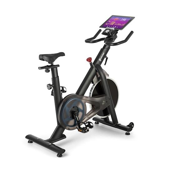Evo Race, Cardiobike, pulsband, 22 kg, vztrajnik, siva barva