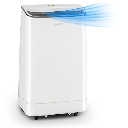 Klarstein Iceblock Klimaanlage 3-in-1 12.000 BTU/3,5 kW 400 m³/h max. weiß