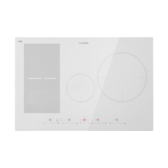 Delicatessa 77 Hybrid, płyta kuchenna do zabudowy, indukcja, 4 strefy, 7000 W