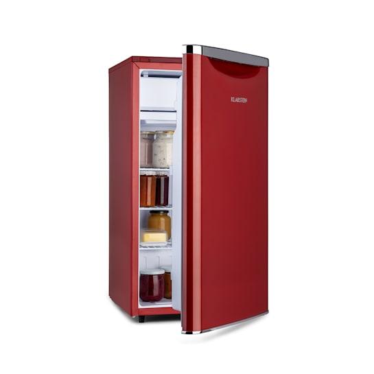 Yummy, hladnjak s pretincem za zamrzavanje, A+, 90 litara, 41 dB
