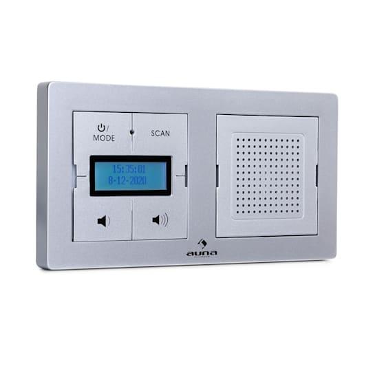 DigiPlug UP, radio da incasso, DAB+/FM, BT, display LC