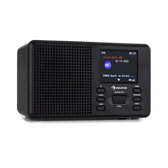 "Commuter DAB+/FM Radio AUX 2.4"" TFT-Display"