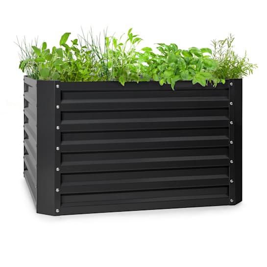 High Grow Straight Hochbeet 100x60x100cm 600l Stahl
