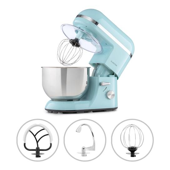 Bella Elegance Küchenmaschine Rührmaschine 1300W 1,7PS 6 Stufen 5 Liter