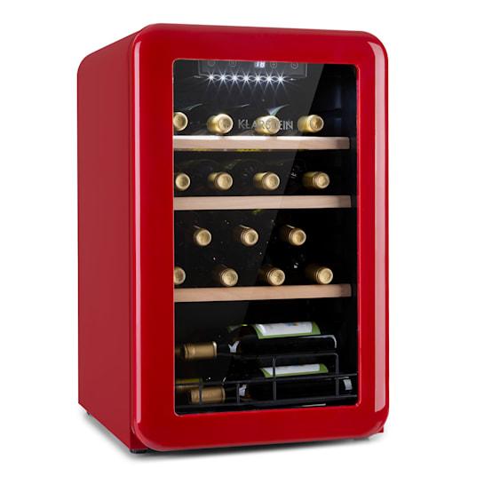 Vinetage 19 Uno Getränkekühler Kühlschrank 70 Liter 4-22°C Retro-Design