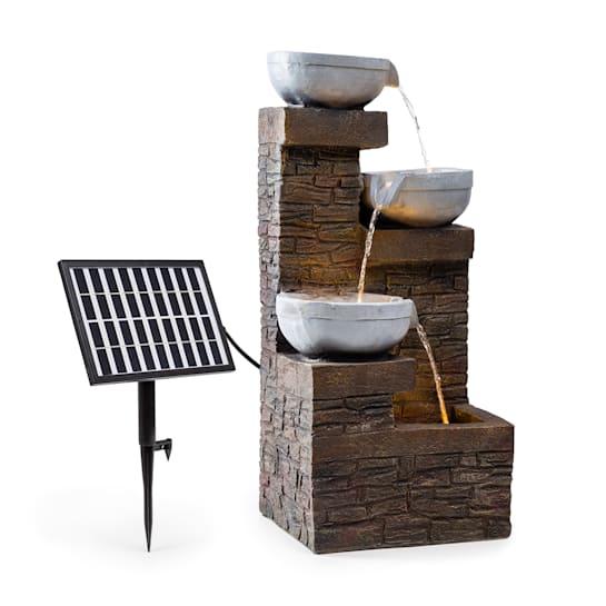 Fez Solar Fountain