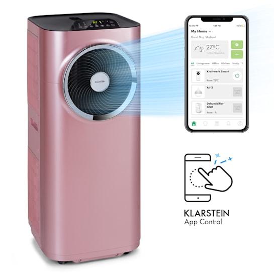 Kraftwerk Smart 10K Klimaanlage 3-in-1 10000 BTU App-Steuerung  Fernbedienung