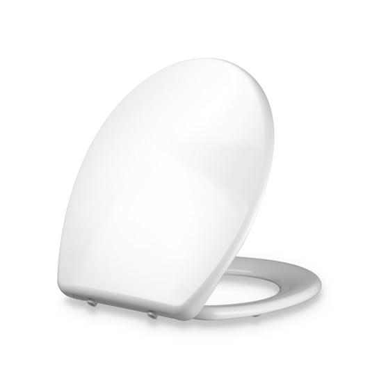 Celesto, Tavoletta per WC, Forma a O, Abbassamento Automatico, Antibatterica