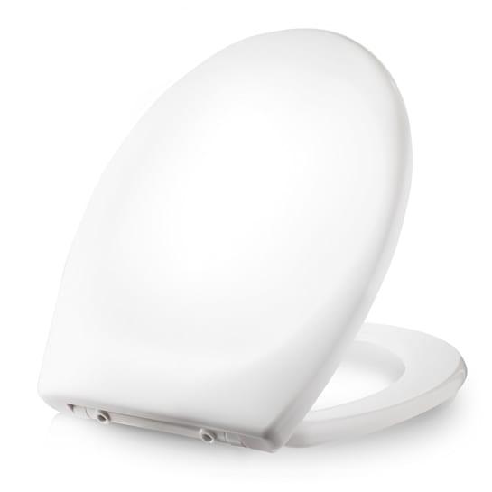 Kaiana, Tavoletta per WC, Forma a O, Abbassamento Automatico, Antibatterica