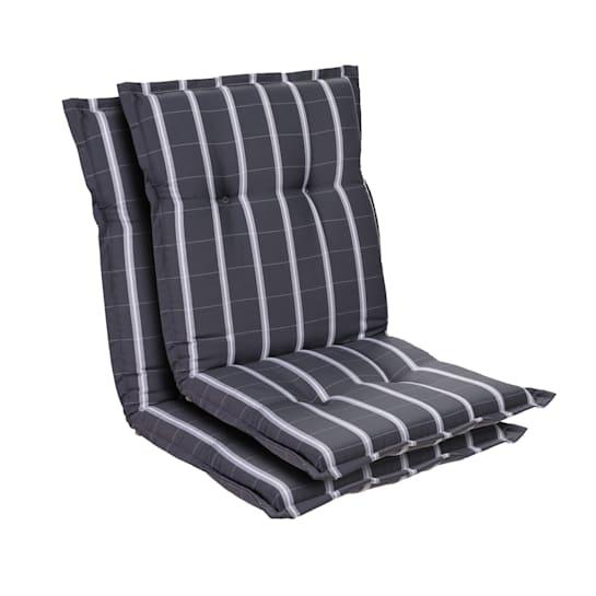 Prato, poduszka do siedzenia, na fotel ogrodowy z niskim oparciem, poliester, 50 x 100 x 8 cm