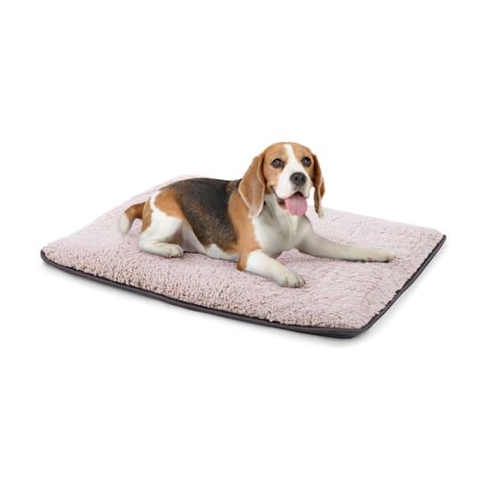 Finn Hundebett Hundematte | waschbar | rutschfest | atmungsaktiv  | Polyester / Vlies | Größe  S (68 x 5 x 54 cm)