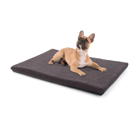 Nala Hundebett Hundematte | waschbar | rutschfest | atmungsaktiv | Komfort-Schaum | Größe M (100 x 5 x 70 cm)