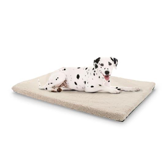 Luna, Lettino per Cani, Materassino per Cani   Lavabile   Ortopedico   Antiscivolo   Traspirante   Memory Foam   Taglia XL (120x5x85 cm)