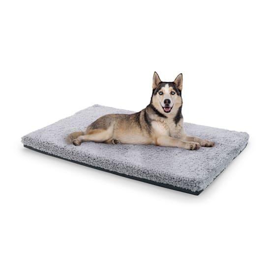 Luna, Lettino per Cani, Materassino per Cani   Lavabile   Ortopedico   Antiscivolo   Traspirante   Memory Foam   Taglia L (100x5x70 cm)